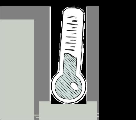 Un thermométre