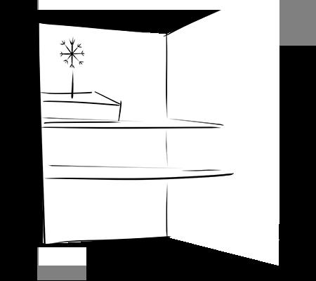Un produit qui décongéle au réfrigérateur