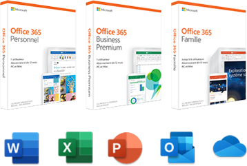 Office 365, Personnel, Business Premium & Famille